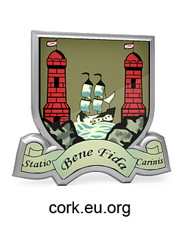 Website of Cork, Ireland